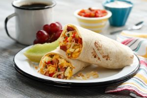 Bretts Super Amazing Breakfast Burritos